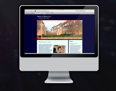 Abbots Bromley School for Girls Website