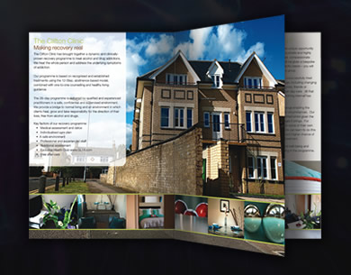 The Clifton Clinic Brochure